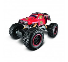 Автомобиль Maisto Rock Crawler 3XL, 2.4 GHz (81157 red)