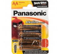 Батарейка PANASONIC LR06 Alkaline Power * 4 (LR6REB/4BPR)