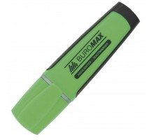 Маркер BUROMAX highlighter pen, chisel tip, green (BM.8900-04)
