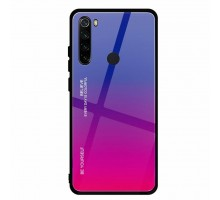 Чехол для моб. телефона BeCover Gradient Glass для Xiaomi Redmi Note 8 Blue-Red (704446)