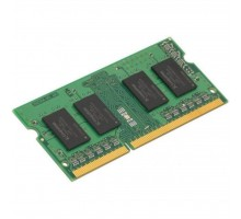 Модуль памяти для ноутбука SoDIMM DDR3 4GB 1600 MHz Kingston (KCP3L16SS8/4)