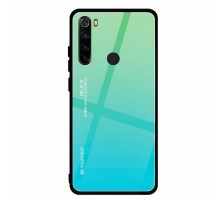 Чехол для моб. телефона BeCover Gradient Glass для Xiaomi Redmi Note 8 Green-Blue (704447)