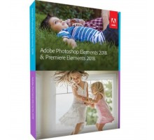 ПО для мультимедиа Adobe Photoshop & Premiere Elements 2018 Multiple Eng AOO Lic TLP (65281892AD01A00)