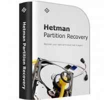 Системная утилита Hetman Software Hetman Partition Recovery Офисная версия (UA-HPR2.3-OE)
