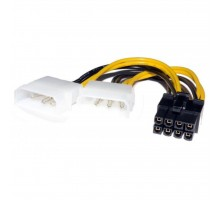 Кабель питания Atcom Video power 8pin to 2molex (8604)