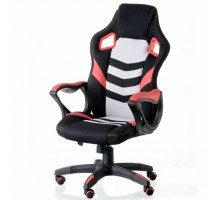 Кресло игровое Special4You Abuse black/red (000003676)