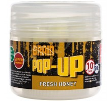 Бойл Brain fishing Pop-Up F1 Fresh Honey (мёд с мятой) 10 mm 20 gr (1858.02.41)