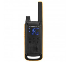 Портативная рация Motorola TALKABOUT T82 Extreme Quad Yellow Black (5031753007218)