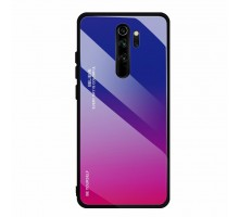 Чехол для моб. телефона BeCover Gradient Glass для Xiaomi Redmi Note 8 Pro Blue-Red (704452)