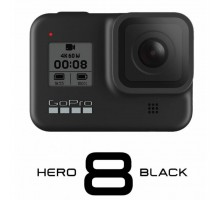 Экшн-камера GoPro Hero 8 Black Holiday Bundle (CHDRB-801)