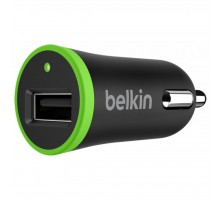 Зарядное устройство Belkin BoostUp Charger + LIGHTNING сable, 1*USB 5V/2.4A (F8J121bt04-BLK)