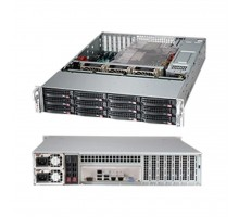 Серверная платформа Supermicro CSE-826BE1C-R920LPB