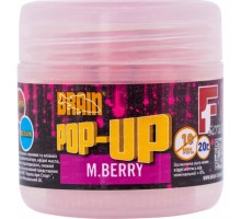 Бойл Brain fishing Pop-Up F1 M.Berry (шелковица) 10 mm 20 gr (1858.01.85)