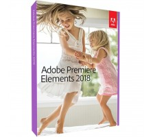 ПО для мультимедиа Adobe Premiere Elements 2018 Windows Russian AOO Lic TLP (65282017AD01A00)