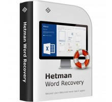 Системная утилита Hetman Software Hetman Word Recovery Домашняя версия (UA-HWR2.1-HE)