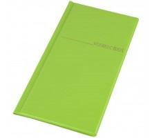Визитница Panta Plast 96 cards, PVC, light green (0304-0005-28)