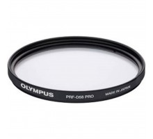 Светофильтр OLYMPUS PRF-D58 PRO MFT Protection Filter for 14-150mm (N3864200)