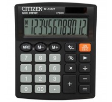 Калькулятор Citizen SDC-812NR
