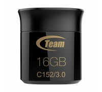 USB флеш накопитель Team 16GB C152 Black USB3.0 (TC152316GB01)