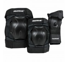 Комплект защиты Powerslide 903239 Standard Tri-Pack Men L (4040333499573)