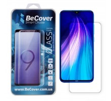 Стекло защитное BeCover Xiaomi Redmi Note 8T Crystal Clear Glass (704526)
