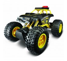 Автомобиль Maisto Rock Crawler 3XL, 2.4 GH черный (81157 black)