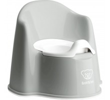 Горшок Baby Bjorn Potty Chair серый (55225)