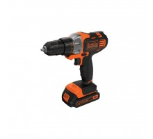 Шуруповерт BLACK&DECKER MT218KB ,2акк. (MT218KB)