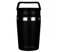 Термокружка Stanley Adventure 0.23L matt black (6939236338127)