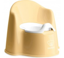 Горшок Baby Bjorn Potty Chair желтый (55266)
