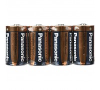 Батарейка PANASONIC D LR20 Alkaline Power (Shrink) * 4 (LR20APB/4P)