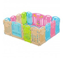 Детский манеж XoKo Play Pen Bear Series (D14)