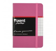 Канцелярская книга Axent Partner, 95*140, 96sheets, square, magenta (8301-05-А)