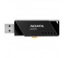 USB флеш накопитель ADATA 32GB UV230 Black USB 2.0 (AUV230-32G-RBK)