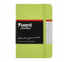 Канцелярская книга Axent Partner, 95*140, 96sheets, square, light green (8301-04-А)