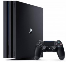 Игровая консоль SONY PlayStation 4 Pro 1Tb Black (FIFA 18/ PS+14Day) (9914464)
