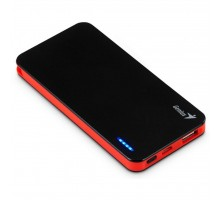 Батарея универсальная Genius ECO-U306 3000 mAh Black (39800005101)
