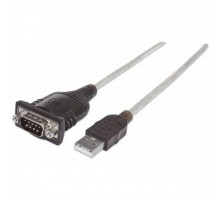 Конвертор USB to COM Manhattan (205153)