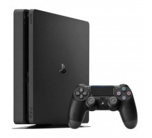 Игровая консоль SONY PlayStation 4 Slim 500 Gb Black (DC+HZD+RC+PSPlus 3М) (9924166)