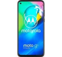 Мобильный телефон Motorola G8 Power 4/64 GB Smoke Black (PAHF0007RS)