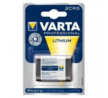Батарейка 2CR5 PHOTO LITHIUM Varta (06203301401)
