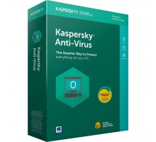 Антивирус Kaspersky Anti-Virus 1 ПК 2 year Base License (KL1171XCADS)