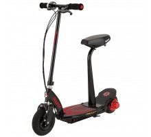 Электросамокат Razor Power Core E100S with Seat Red (290151)