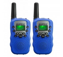 Портативная рация Baofeng MiNi BF-T2 PMR446 Blue (MiNiBFT2_BE)