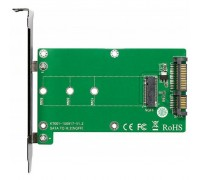 Контроллер SATA to M.2 (NGFF) B-key SSD 22*42, 22*60, 22*80 mm Maiwo (45776)
