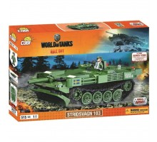 Конструктор Cobi World Of Tanks Stridsvagn 103 515 деталей (5902251030230)