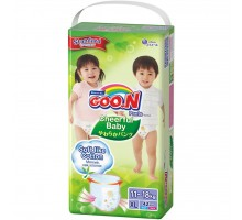 Подгузник GOO.N CHEERFUL BABY Трусики 11-18 кг XL, унисекс, 42 шт (853882)