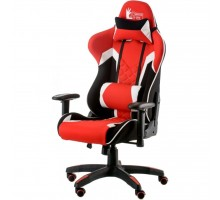 Кресло игровое Special4You ExtremeRace 3 black/red (000003624)