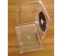 Бокс для диска RIDATA 1*DVD super jewel glass (5474487)