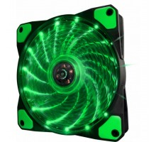 Кулер для корпуса Frime Iris LED Fan 15LED Green (FLF-HB120G15)